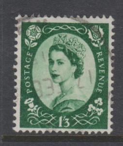 Great Britain Sc#307 Used