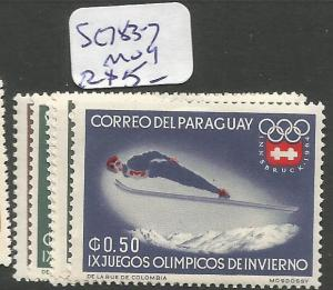 Paraguay SC 783-7 MOG (9cti)