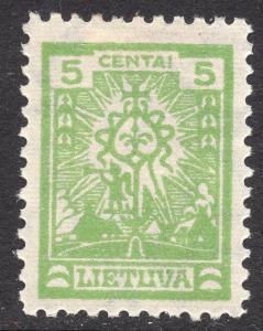 LITHUANIA SCOTT 198