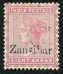 Zanzibar SG15 8a Magenta Small second Z used