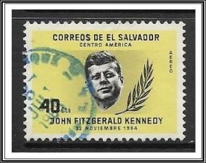 Salvador #C213 Air Mail Used