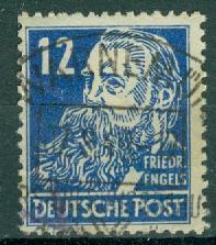 Germany - Russian Zone - Scott 10N33