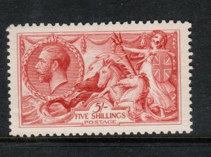 Great Britain #180 Extra fine Never Hinged Trivial Spot Of Gum Glaze From Mount