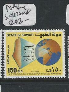 KUWAIT  (PP0705BB)  PALESTINE  SG 1176   MNG