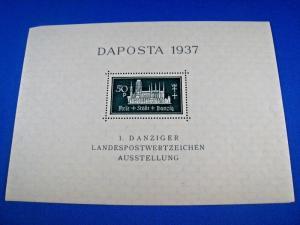 DANZIG - SCOTT # 221 & 221a  - MNH & Used       (kb)