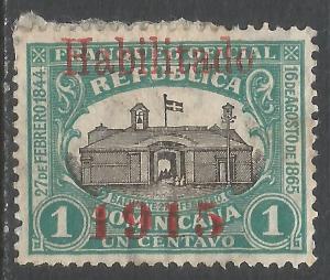 DOMINICAN REPUBLIC 195 VFU E310-3