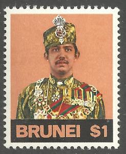 BRUNEI SCOTT 206