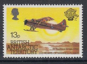 British Antarctic Territory 118 MNH VF