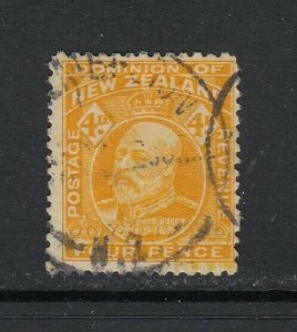 New Zealand, Sc 135 (SG 390a), used