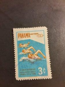 *Panama #431               Used