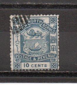 North Borneo 43 used