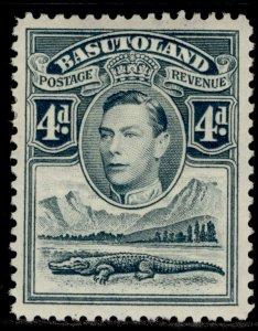 BASUTOLAND GVI SG23, 4d grey, M MINT.