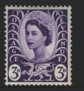 Wales and Monmouthshire Sc#7 MNH