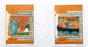 1997 HOLY YEAR 2000 (3rd Issue), complete set, SG1167-70, MNH, at least VF
