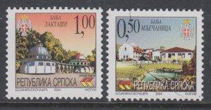Bosnia and Herzegovina Serb Admin 241-242 MNH VF