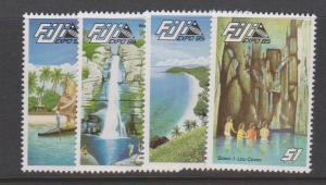 Fiji Sc#527-530 MLH