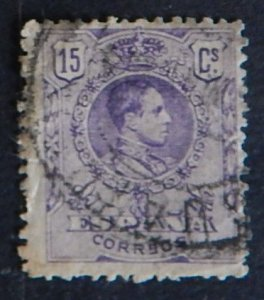 Spain, 1909-1913, King Alfonso XIII