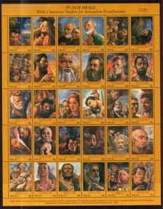 Palau 461 People of the Bible MNH VF