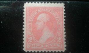 US #248 MNH type I e197.4639