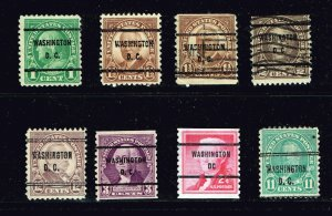 US STAMP PRECANCEL STAMPS COLLECTION LOT  #3 FLORIDA