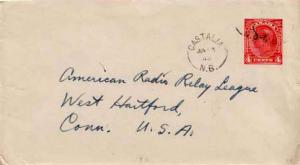 Canada, Postal Stationery, Canada New Brunswick