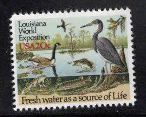 USA Scott 2086 MNH** Fresh Water Birds stamp