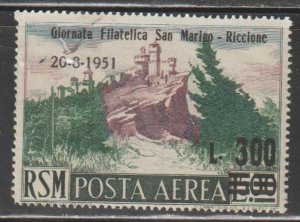 San Marino   SC  C76  Mint Lightly Hinged