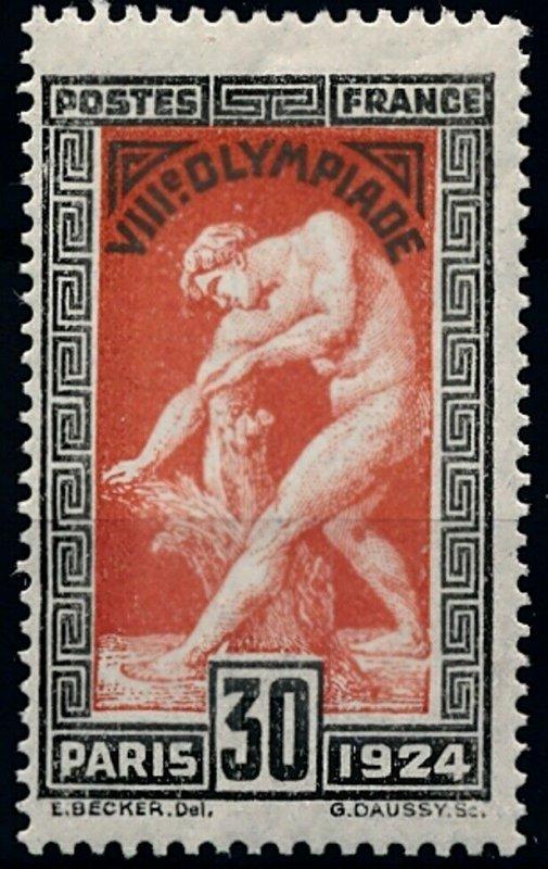 [I1477] France 1924 good stamp very fine MNH $33