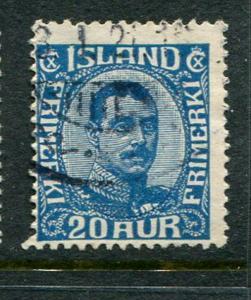 Iceland #118 used (Box2)