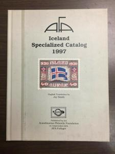 ICELAND SPECIALIZED CATALOG 1997