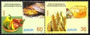 Macedonia Sc# 331 MNH 2005 Europa