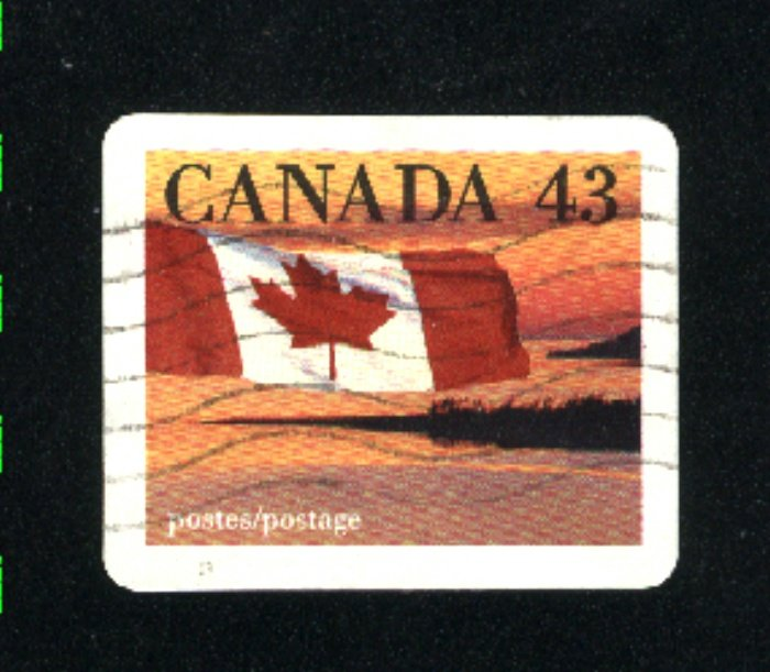 Canada #1389   -1   used VF  PD