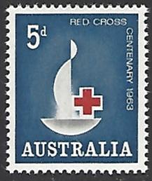 Australia #354 MNH Single Stamp