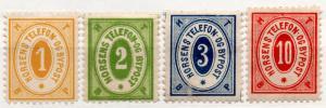 (I.B) Denmark Telegraphs : Horsens Collection