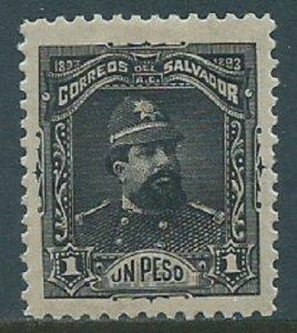 El Salvador, Sc #85, 1p MH