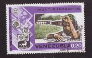 Venezuela  Scott 1069 Used stamp