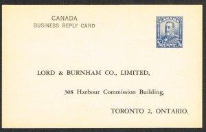 Canada Unitrade Postal Card UX37