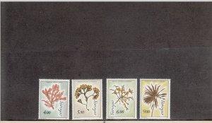 FAROE ISLANDS 296-299 MNH 2014 SCOTT CATALOGUE VALUE $6.85