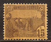 Tunisia  #  37  Mint