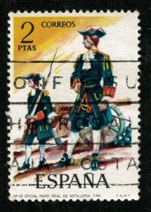 Spain, (4052-т)