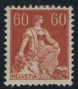 Switzerland #140*  CV $9.25