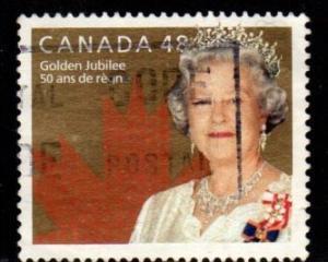 Canada - #1932 Queen Elizabeth II - Used