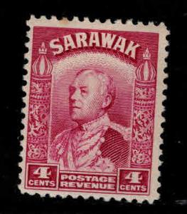 SARAWAK Scott 114 MH* stamp