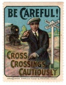 (I.B) US Cinderella : Cross Crossings Cautiously