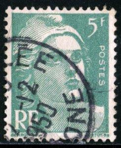 FRANCE #542 , USED - 1945 - FRAN205AFF8