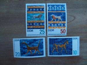Germany DDR #873-76 Mint Never Hinged- (1Z9) I Combine Shipping!