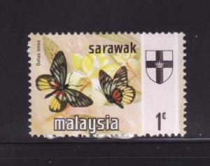 Sarawak 235 MH Insects, Butterflies