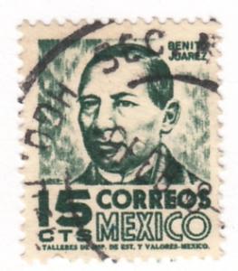Mexico, Scott # 859, Used
