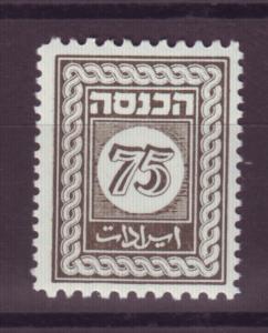 J16796 JLstamps israel revenue mnh bale 9