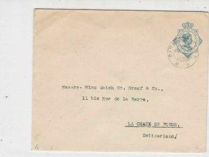 Suriname De Surinaamsche Bank Paramaribo Stamps Cover  ref 22350